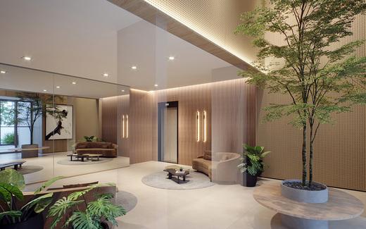 Hall - Fachada - Haus Mitre Santa Cruz - Studios NR - 1106 - 3