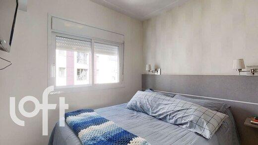 Quarto principal - Apartamento à venda Rua Apotribu,Saúde, Zona Sul,São Paulo - R$ 775.000 - II-19689-32771 - 16