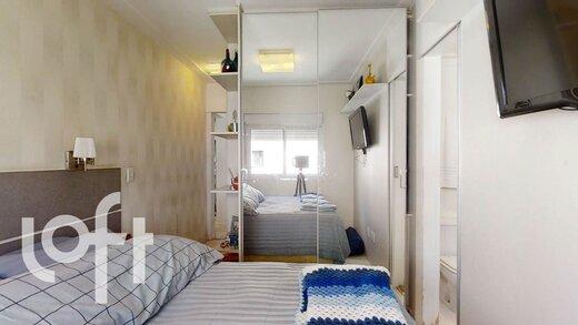 Quarto principal - Apartamento à venda Rua Apotribu,Saúde, Zona Sul,São Paulo - R$ 775.000 - II-19689-32771 - 15