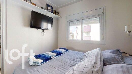 Quarto principal - Apartamento à venda Rua Apotribu,Saúde, Zona Sul,São Paulo - R$ 775.000 - II-19689-32771 - 14