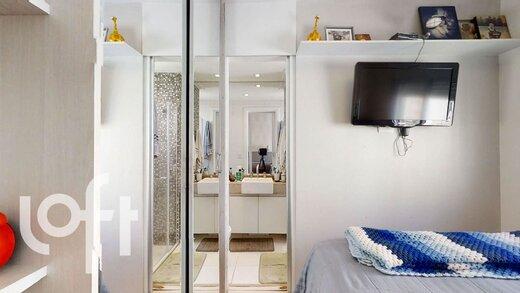 Quarto principal - Apartamento à venda Rua Apotribu,Saúde, Zona Sul,São Paulo - R$ 775.000 - II-19689-32771 - 13