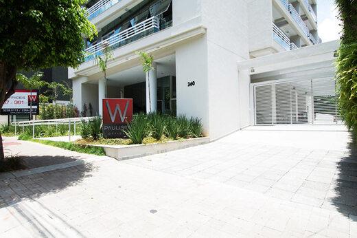 Acesso garagem - Sala Comercial 37m² à venda Rua Vergueiro,Liberdade, São Paulo - R$ 481.676 - II-19728-32832 - 4