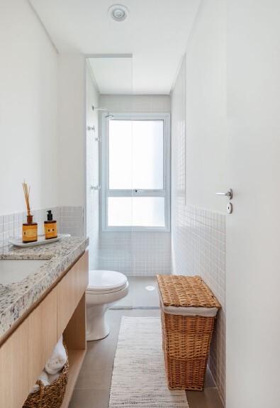 Banheiro - Fachada - Residencial Amora - 1119 - 6