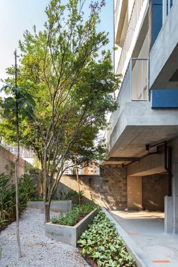 Horta - Fachada - Residencial Amora - 1119 - 7