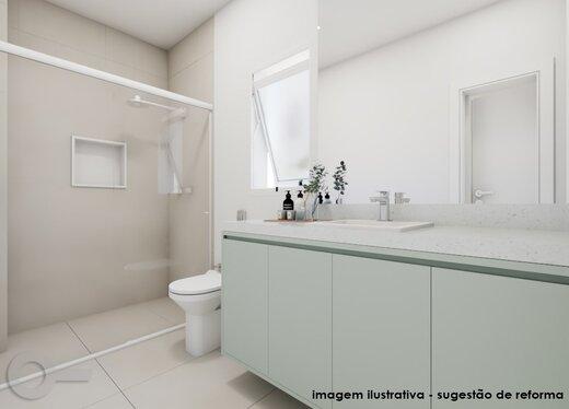 Banheiro - Apartamento 2 quartos à venda Lagoa, Rio de Janeiro - R$ 1.240.000 - II-19791-32935 - 3