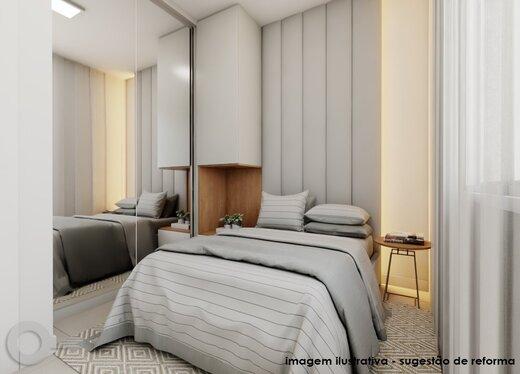 Quarto principal - Apartamento 2 quartos à venda Lagoa, Rio de Janeiro - R$ 1.240.000 - II-19791-32935 - 8