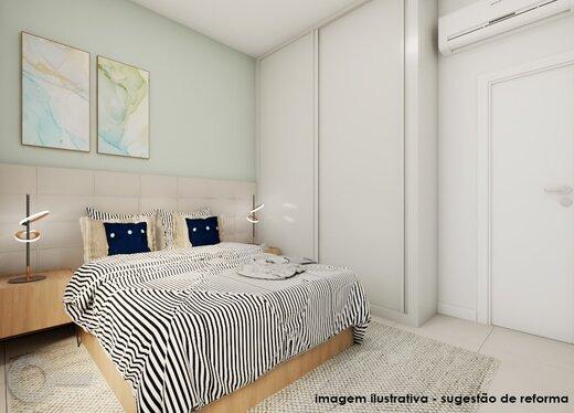 Quarto principal - Apartamento 2 quartos à venda Lagoa, Rio de Janeiro - R$ 1.240.000 - II-19791-32935 - 9