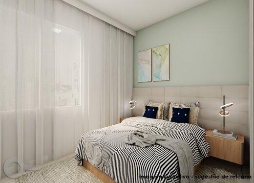 Quarto principal - Apartamento 2 quartos à venda Lagoa, Rio de Janeiro - R$ 1.240.000 - II-19791-32935 - 10