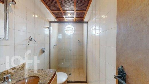 Banheiro - Apartamento 2 quartos à venda Vila Olímpia, São Paulo - R$ 1.045.000 - II-19793-32937 - 3