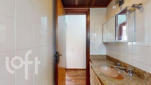 Banheiro - Apartamento 2 quartos à venda Vila Olímpia, São Paulo - R$ 1.045.000 - II-19793-32937 - 4