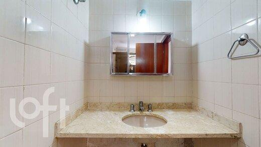 Banheiro - Apartamento 2 quartos à venda Vila Olímpia, São Paulo - R$ 1.045.000 - II-19793-32937 - 5