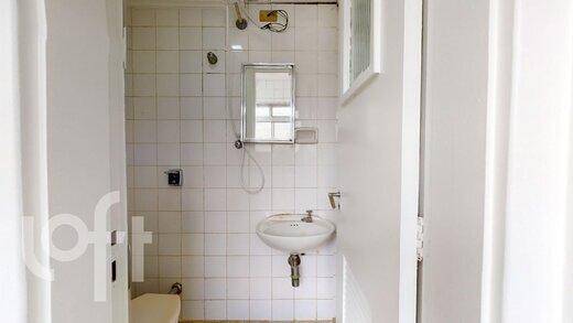 Banheiro - Apartamento 2 quartos à venda Vila Olímpia, São Paulo - R$ 1.045.000 - II-19793-32937 - 7