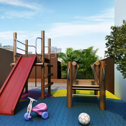 Playground - Fachada - Residencial Villa Sardenha - 1053 - 8