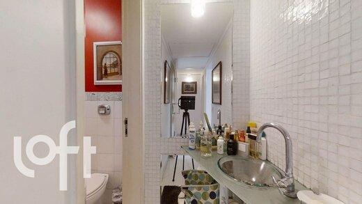 Banheiro - Apartamento 2 quartos à venda Leblon, Rio de Janeiro - R$ 2.052.000 - II-19847-33032 - 5