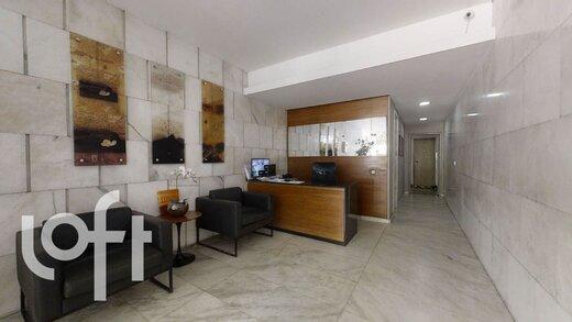 Fachada - Apartamento 2 quartos à venda Leblon, Rio de Janeiro - R$ 2.052.000 - II-19847-33032 - 8