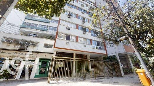 Fachada - Apartamento 2 quartos à venda Leblon, Rio de Janeiro - R$ 2.052.000 - II-19847-33032 - 10
