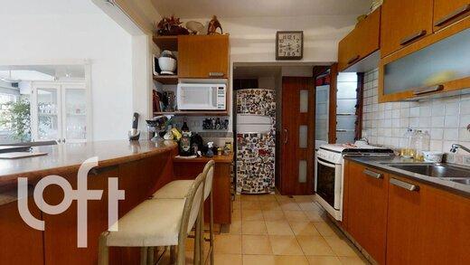 Cozinha - Apartamento 2 quartos à venda Leblon, Rio de Janeiro - R$ 2.052.000 - II-19847-33032 - 11