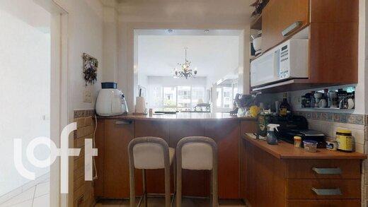 Cozinha - Apartamento 2 quartos à venda Leblon, Rio de Janeiro - R$ 2.052.000 - II-19847-33032 - 12