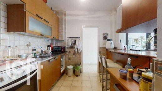 Cozinha - Apartamento 2 quartos à venda Leblon, Rio de Janeiro - R$ 2.052.000 - II-19847-33032 - 13