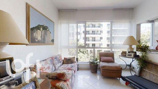 Living - Apartamento 2 quartos à venda Leblon, Rio de Janeiro - R$ 2.052.000 - II-19847-33032 - 20