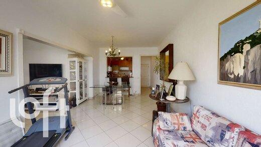 Living - Apartamento 2 quartos à venda Leblon, Rio de Janeiro - R$ 2.052.000 - II-19847-33032 - 21