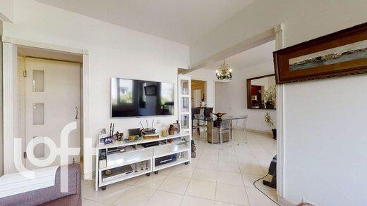 Living - Apartamento 2 quartos à venda Leblon, Rio de Janeiro - R$ 2.052.000 - II-19847-33032 - 22