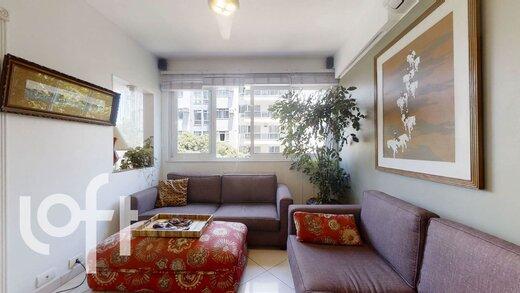 Living - Apartamento 2 quartos à venda Leblon, Rio de Janeiro - R$ 2.052.000 - II-19847-33032 - 23