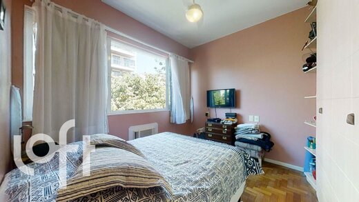 Quarto principal - Apartamento 2 quartos à venda Leblon, Rio de Janeiro - R$ 2.052.000 - II-19847-33032 - 24
