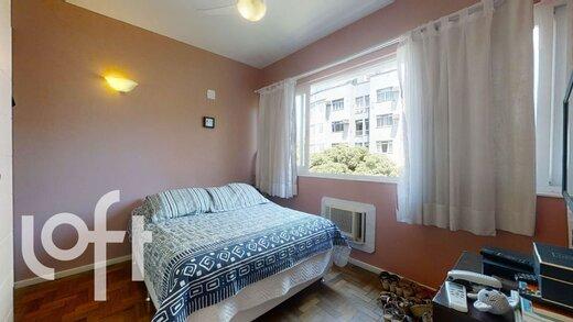 Quarto principal - Apartamento 2 quartos à venda Leblon, Rio de Janeiro - R$ 2.052.000 - II-19847-33032 - 25