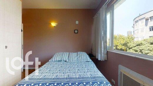 Quarto principal - Apartamento 2 quartos à venda Leblon, Rio de Janeiro - R$ 2.052.000 - II-19847-33032 - 26
