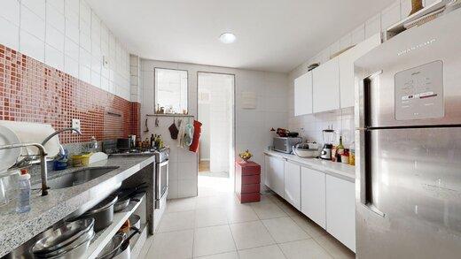 Cozinha - Apartamento 3 quartos à venda Botafogo, Rio de Janeiro - R$ 1.302.000 - II-19853-33038 - 8