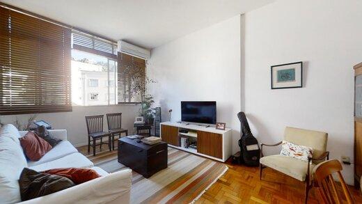 Living - Apartamento 3 quartos à venda Botafogo, Rio de Janeiro - R$ 1.302.000 - II-19853-33038 - 12