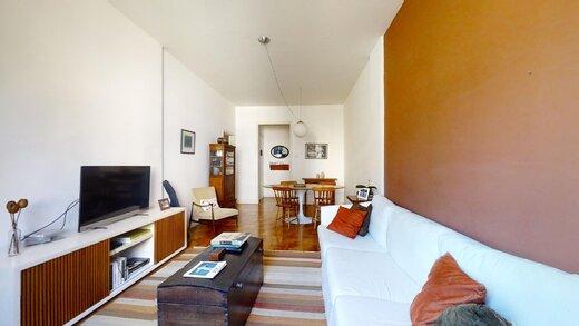 Living - Apartamento 3 quartos à venda Botafogo, Rio de Janeiro - R$ 1.302.000 - II-19853-33038 - 13