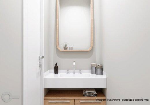 Banheiro - Apartamento 3 quartos à venda Copacabana, Rio de Janeiro - R$ 1.922.000 - II-19854-33039 - 12