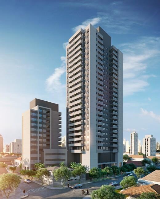 Fachada - Studio à venda Rua Dom Manuel,Campo Belo, Zona Sul,São Paulo - R$ 282.410 - II-19858-33052 - 1