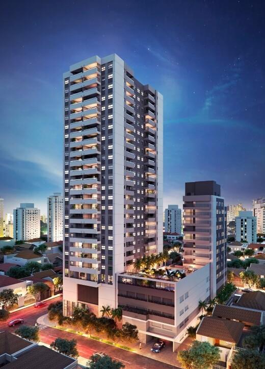 Fachada - Studio à venda Rua Dom Manuel,Campo Belo, Zona Sul,São Paulo - R$ 282.410 - II-19858-33052 - 3