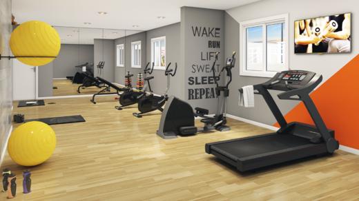 Fitness - Fachada - Zoom Vila das Belezas - Breve Lançamento - 1120 - 3
