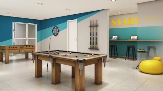 Sala de jogos - Fachada - Zoom Vila das Belezas - Breve Lançamento - 1120 - 6