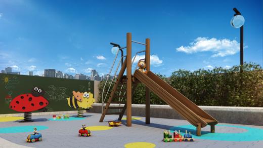 Playground - Fachada - Zoom Vila das Belezas - Breve Lançamento - 1120 - 7