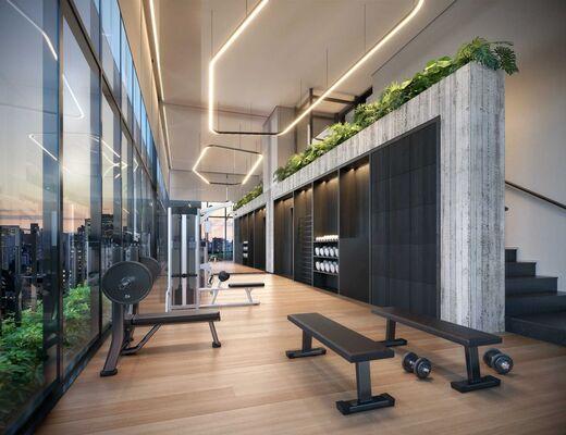 Fitness - Studio à venda Rua Otávio Tarquínio de Sousa,Campo Belo, Zona Sul,São Paulo - R$ 412.440 - II-19802-32957 - 11