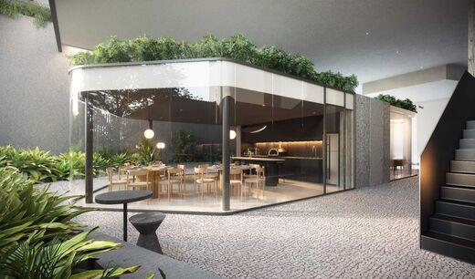 Espaco gourmet - Studio à venda Rua Otávio Tarquínio de Sousa,Campo Belo, Zona Sul,São Paulo - R$ 412.440 - II-19802-32957 - 13