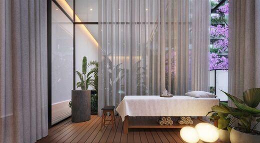 Sala de massagem - Studio à venda Rua Otávio Tarquínio de Sousa,Campo Belo, Zona Sul,São Paulo - R$ 412.440 - II-19802-32957 - 19