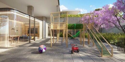 Playground - Studio à venda Rua Otávio Tarquínio de Sousa,Campo Belo, Zona Sul,São Paulo - R$ 412.440 - II-19802-32957 - 21
