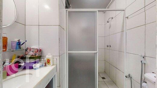 Banheiro - Apartamento 2 quartos à venda Gávea, Rio de Janeiro - R$ 1.055.000 - II-19904-33145 - 3