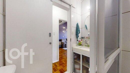 Banheiro - Apartamento 2 quartos à venda Gávea, Rio de Janeiro - R$ 1.055.000 - II-19904-33145 - 4