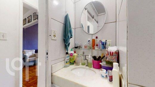 Banheiro - Apartamento 2 quartos à venda Gávea, Rio de Janeiro - R$ 1.055.000 - II-19904-33145 - 5