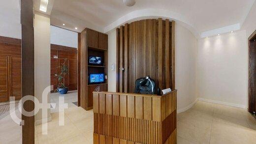 Fachada - Apartamento 2 quartos à venda Gávea, Rio de Janeiro - R$ 1.055.000 - II-19904-33145 - 8