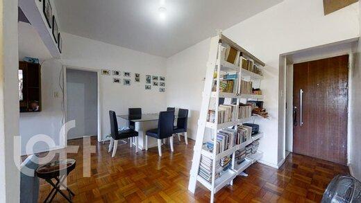 Living - Apartamento 2 quartos à venda Gávea, Rio de Janeiro - R$ 1.055.000 - II-19904-33145 - 19