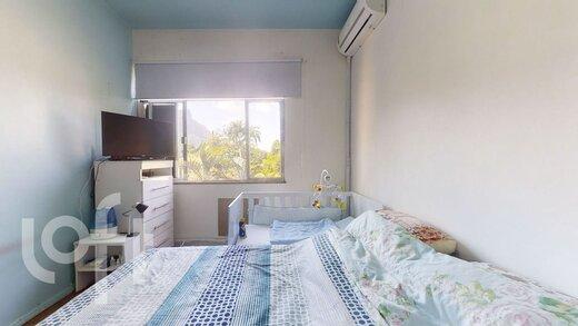 Quarto principal - Apartamento 2 quartos à venda Gávea, Rio de Janeiro - R$ 1.055.000 - II-19904-33145 - 27
