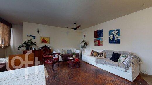 Living - Apartamento 3 quartos à venda Jardim Paulista, São Paulo - R$ 1.135.000 - II-19916-33157 - 19